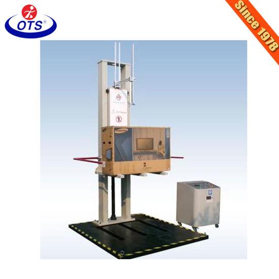 Single Arm Lifting Package Zero Drop Impact Tester