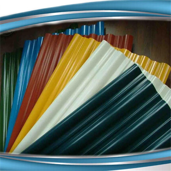 Prepainted Hot Dipped Corrugated Galvanized Steel Roof Sheet