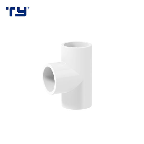 Tee / PVC Sch40 Pipe Fittings for Water Supply