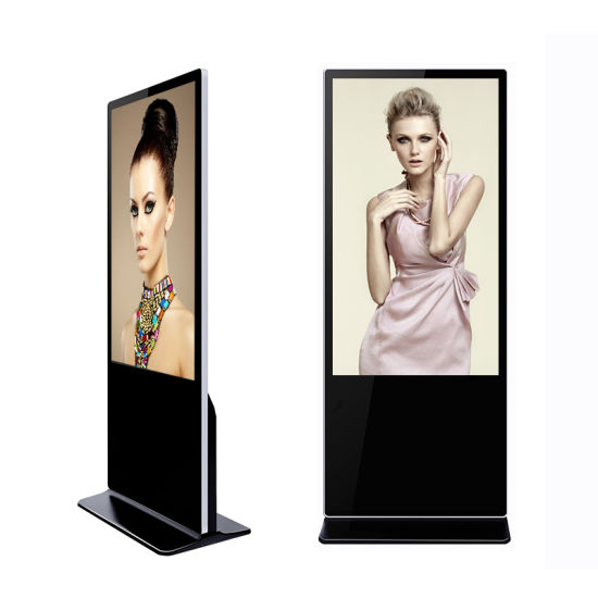 Cheap LCD Advertising Player, Touch Screen LCD Video Advertising Monitor pictures & photos