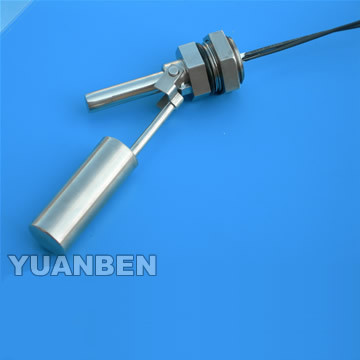 Float Level Switch with Single Point Matel Material