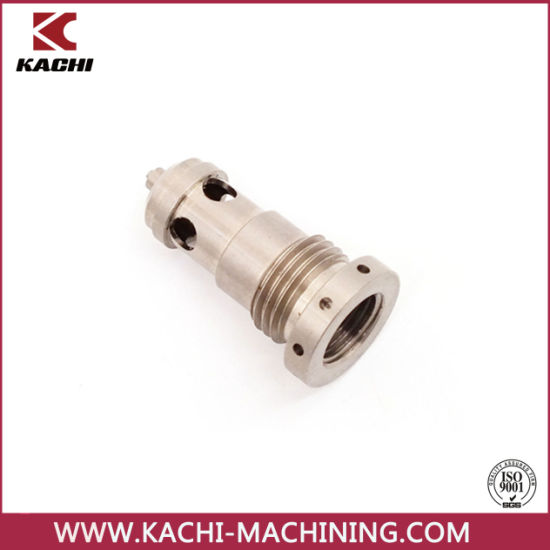 Customized High Precision Automation Equipment Parts CNC Aerospace Industry Parts