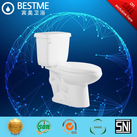 Terrific Single Flush Two Piece Toilet Cheapest Price Water Closet Bc 1046A Squirreltailoven Fun Painted Chair Ideas Images Squirreltailovenorg