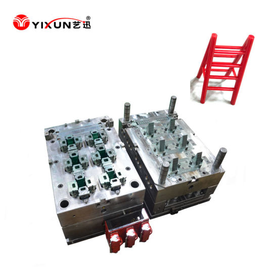 China Supplier OEM for Poland Client Complex High Quality with Sliders Plastic Injection Mould