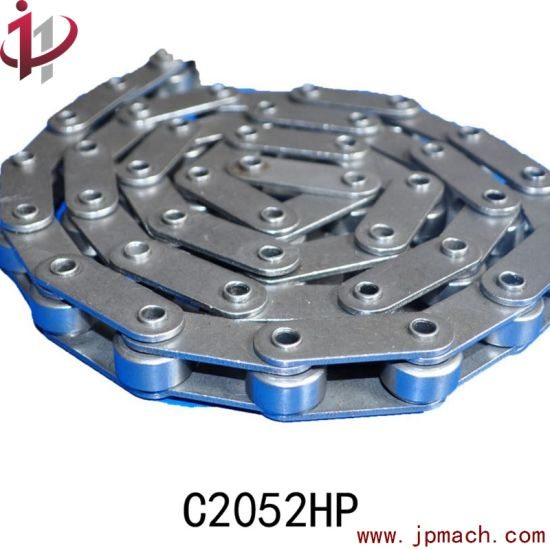 Steel Hollow Pin Chains Conveyor Short Pitch Chain Roller Chain C2052HP