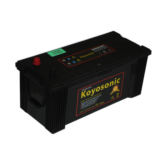 55D23r Mf Car Battery 60ah Battery 12V Cheap Car Battery