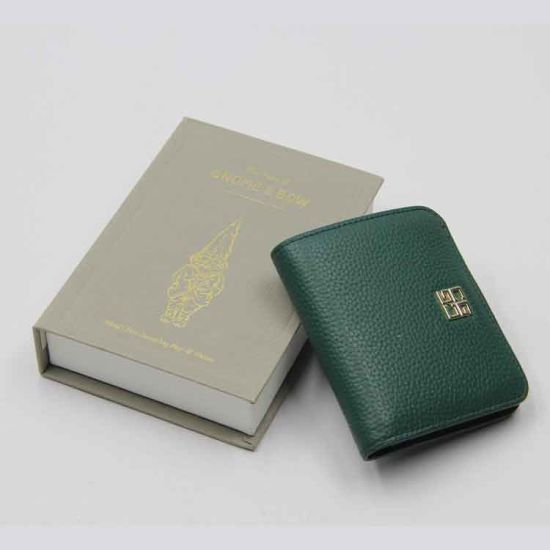 Luxury Paper Cardboard Man Wallet Packaging Wallet Box pictures & photos