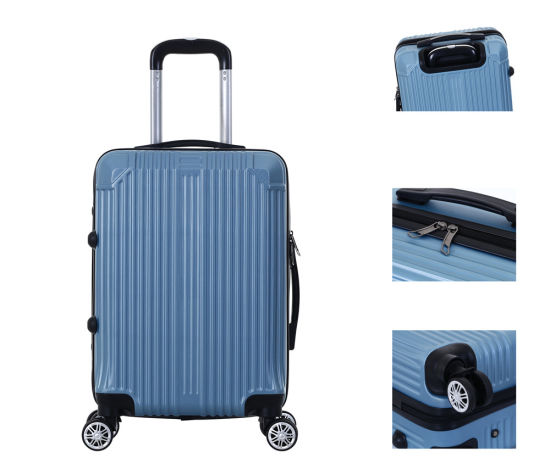 2019 Hot Sale Traveling Trolley Suitcase Carry on 3 PCS Set Luggage -Xha147