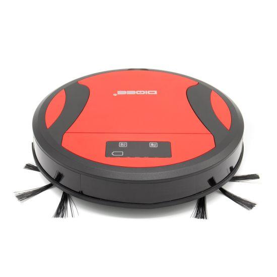 2200mAh Intelligent Robot Sweeper Floor Industrial Dry Vacuum Robot Cleaner