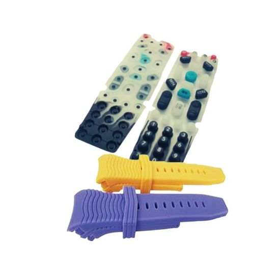 Customized Silicone Product Compression Molding (OEM Service)