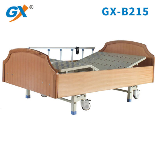 Homecare Bed Three Functions Electric Hospital Bed Nursing Bed