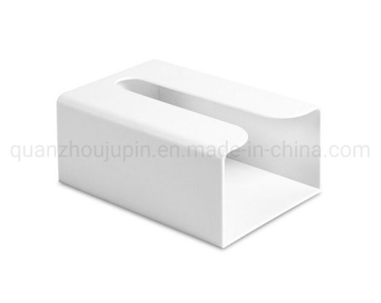 OEM ABS Multi-Functional Installation-Free Kitchen Office Waterproof Tissue Box pictures & photos