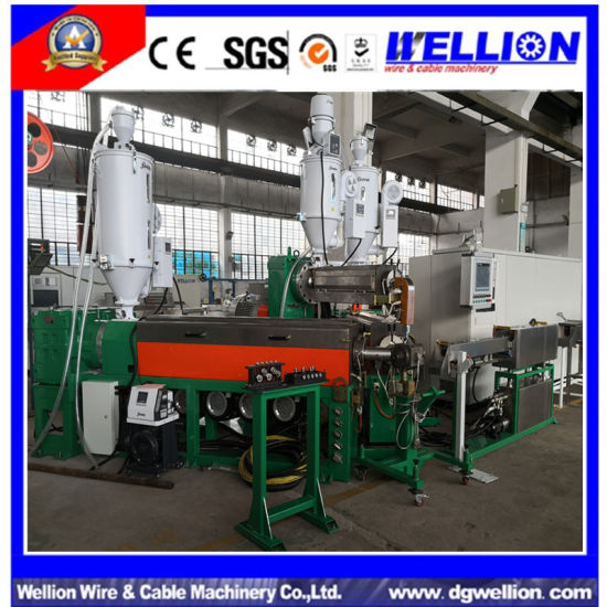 2019 New Extrusion Extruder Machine for BV/Bvr Building Wire Cable