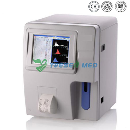 Yste880 Medical Hospital Blood Hematology Analyzer pictures & photos