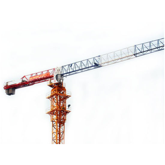 Topless High Safety Construction Machinery Tower Crane