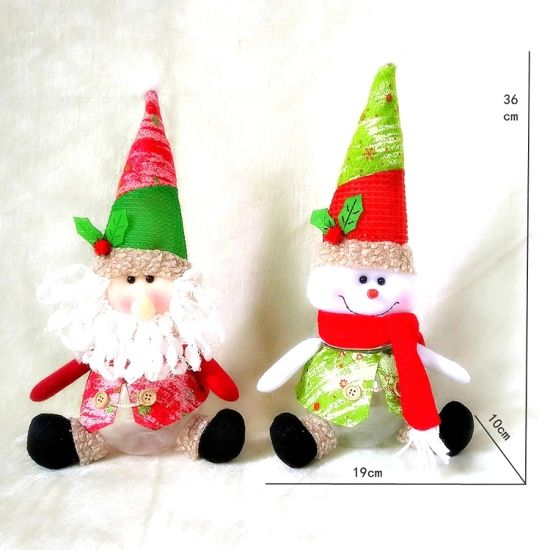 Wholesale Promotional Stuffed Plush Childern Toy Stuffed Christmas Gift