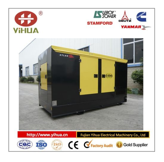 Wudong Engine 90-540kw Soundproof Diesel Power Generator pictures & photos
