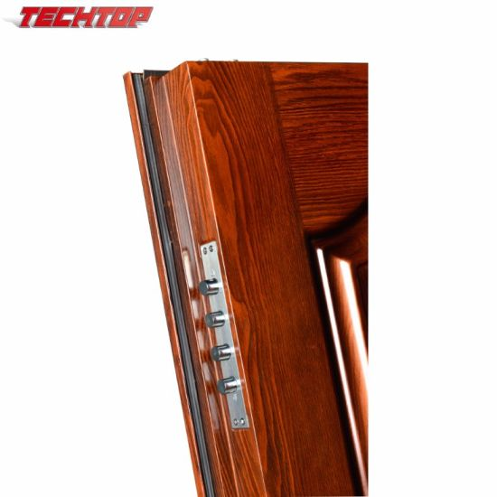 China TPS-028 Cheap Modern House Main Door Grill Design, Safety ...
