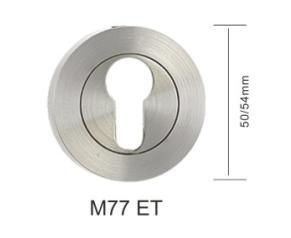 Zinc Alloy Lever Handle Lock (M77 Z129 SN/CP) pictures & photos
