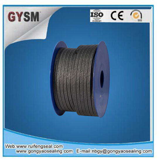 Graphite PTFE Braided Packing pictures & photos