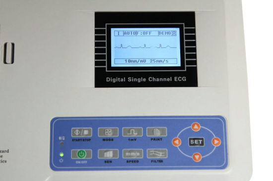 Single Channel Veterinary ECG Device for Animals -Fanny pictures & photos