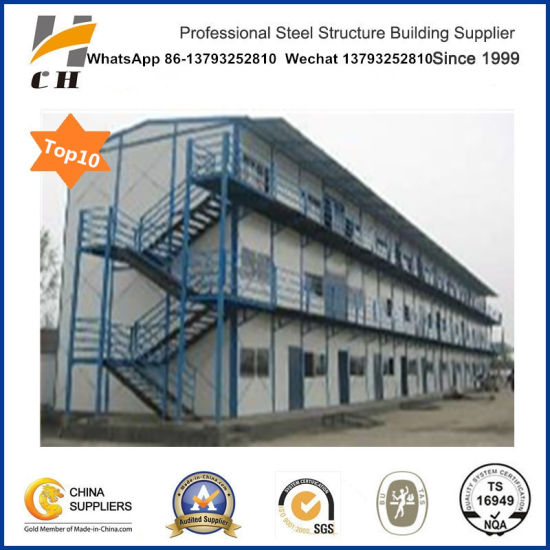 Customized Mobile Modular Prefabricated Labour Camp in Oman Project
