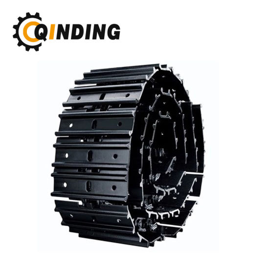 Cat Crawler Excavator Bulldozer Steel Track Assy Track Pad Group Track Shoe Assembly for Caterpillar pictures & photos