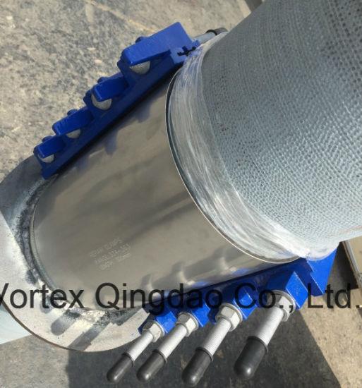 China Pipe Leak Repair Clamp - China Pipeline Repair Clamp, Pipeline ...
