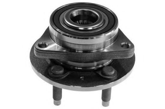Wheel Bearing Kit Vkba 6714 for Chevrolet, Opel pictures & photos