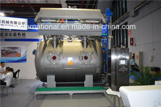 Bsn-OE-2P Ultra-Low Liquor Ratio Ecological Knit Dyeing Machine/ 500kg Capacity