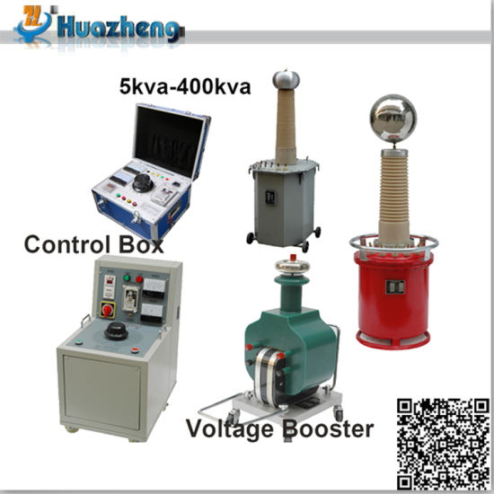 High Voltage Testing : China kva kv automatic ac dielectric test set testing