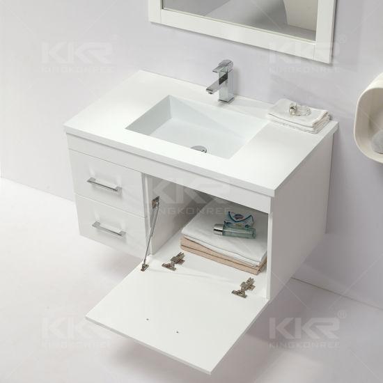 Hot Sale Bathroom Furniture Washbasin, Cabinet Basin