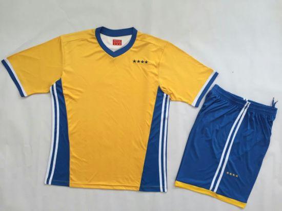 best website 0e040 931c4 China 2017/2018 Tigres Home Football Uniform Kits - China ...
