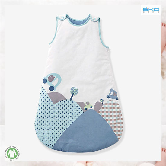 db799c55b China Cotton Baby Accessories 2.50tog Baby Sleeping Sack - China ...