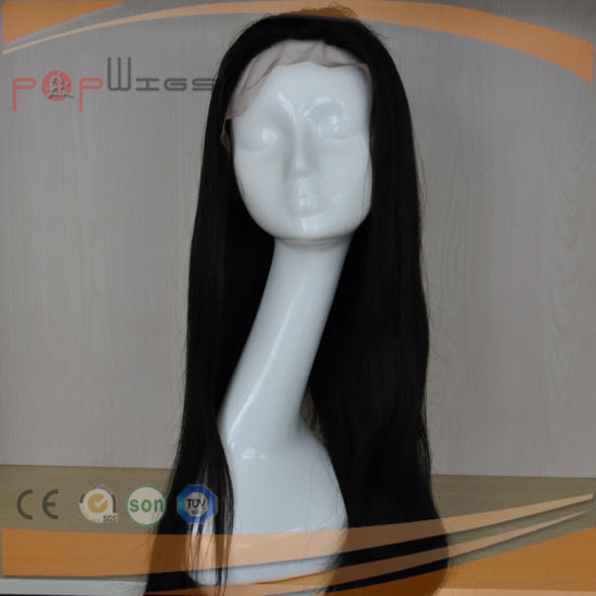 Brazilian Hair Front Lace Natural Color Wig (PPG-l-01703) pictures & photos