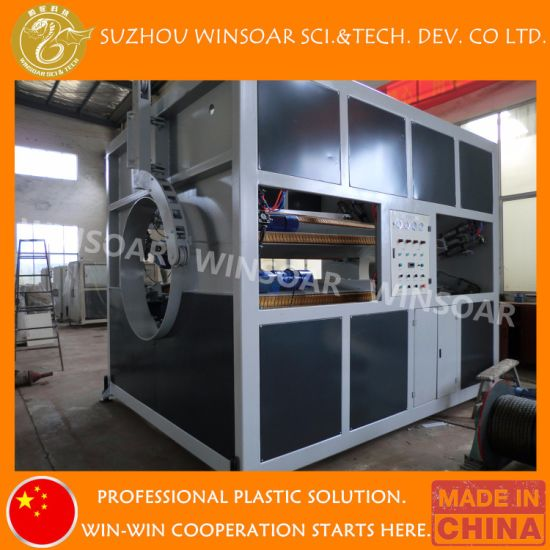 Plastic PVC PE PP PPR Agriculture Water Gas Irrigation Pipe Faux Marble Sheet Foam Board Floor Roofing Tile Extruder Extrusion Making Machine Production Line