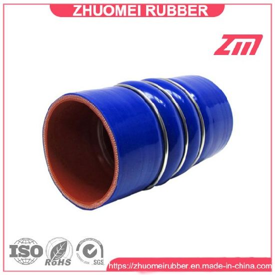 4-Ply Silicone Hump Hose Coupler Connector Pipe