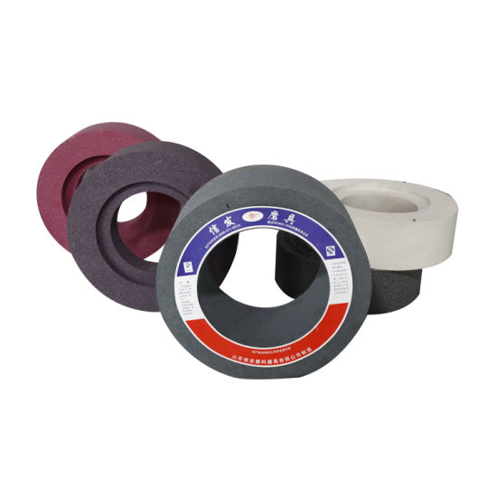 Centerless Grinding Wheels Used for Short Axles Without Center Hole