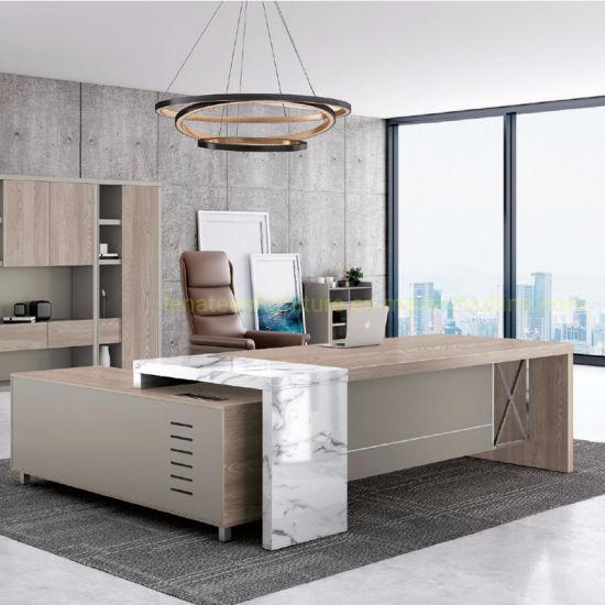 High End Unique Designed Manager Desk