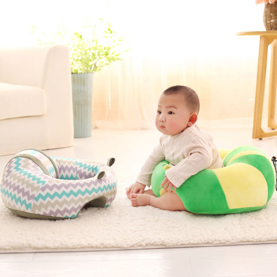 Custom Baby Sit Chair Baby Plush Toy