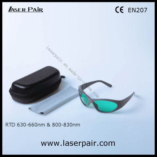 2cef9180b7 Sports Type of 630 - 660nm   800 - 830nm Laser Protection Goggles  Laser  Safety Glasses for 635nm Red Lasers and 808nm Diode with Frame 55. Get  Latest Price