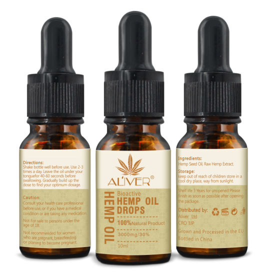 Best Selling Private Label Cbd Oil 3000mg Full Spectrum Cbd Oil Hemp Seed Oil pictures & photos