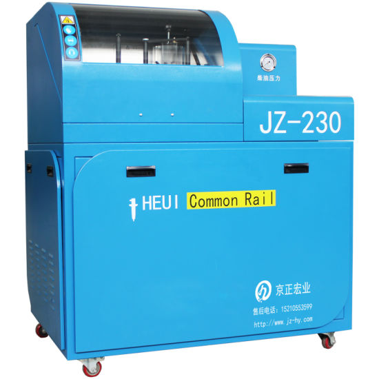 Heui and Common Rail Diesel Injector Testing Machine