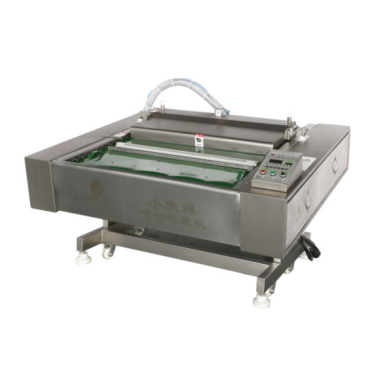 High Efficiency Rolling Vacuum Packaging Machine