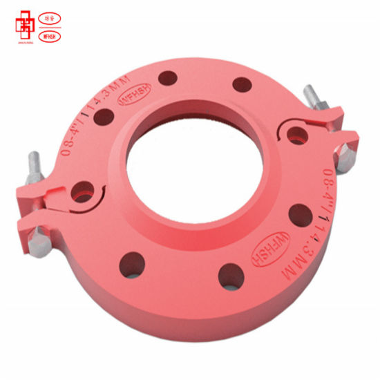Hot Sale Flange Manufacturer Grooved Fittings for Fire Fighting System