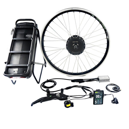 China Greenpedel Electric Bike Spare Parts E Bike Motor Kit China