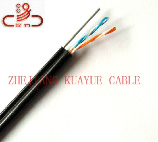 Network Cable - 4pair UTP Cat5e/Computer Cable/ Data Cable/ Communication Cable/ Connector/ Audio Cable pictures & photos