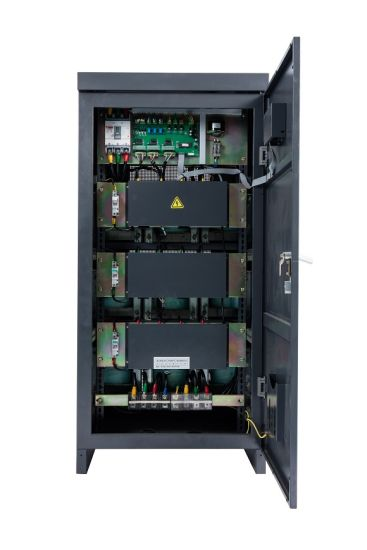 Digital Control Static Voltage Regulator