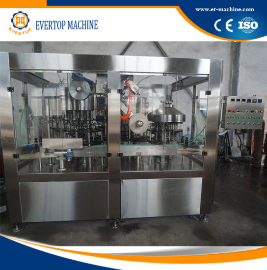 2017 High Quality Automatic Juice Filling Machine/Equipment pictures & photos