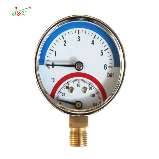 High Quality and Best-Selling Pressure Thermometers with Best Quality